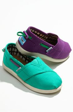 TOMS 'Bimini - Tiny' Slip-On (Baby, Walker & Toddler) | Nordstrom