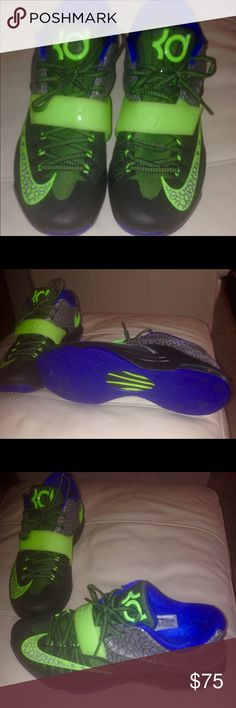 Nike KD Vii athletic shoes Nike Zoom KD VII men's shoes. No box included. Flawless condition. Nike Shoes Athletic Shoes