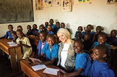 Christina Aguilera Finds Hope in a Hungry World - World Hunger News