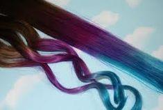 hair dye ideas + curly - Google Search