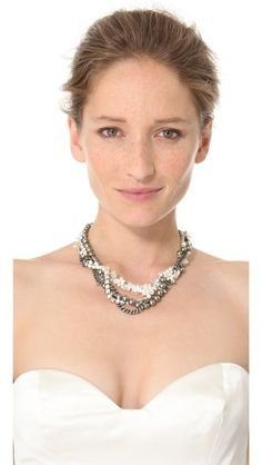 @FENTON AND FALLON Fallon Jewelry FOREVER Dahlia Choker