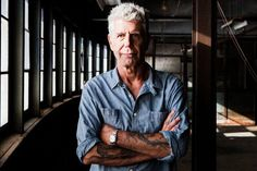 Anthony Bourdain, Renegade Chef Who Reported From the World's Tables, Is Dead at 61 - The New York Times June 2018