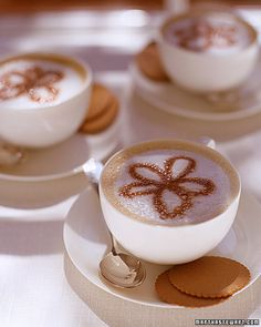 Cappucino treat