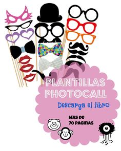 Plantillas Photocall Printables