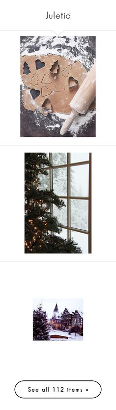 """Juletid"" by portuppgang ❤ liked on Polyvore featuring pictures, christmas, pics, food, photos, backgrounds, images, photo, stockholm and home"