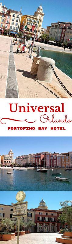 Where Italy meets Florida - Portofino Bay Hotel at Universal Orlando Resort: A virtual tour. OnePennyTourist.com