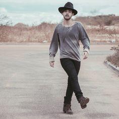 folk, chapeu preto, djanilton frança mens fashion, moda masculina, menswear, www.boyestilo.com