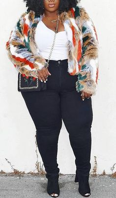 Plus Size Fashion an