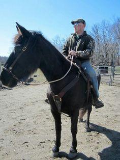 Gotta have a horse