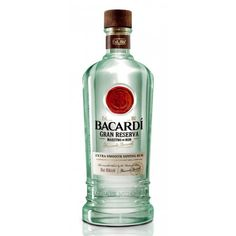 """Bacardi hopes to premiunise the rum category """"as a whole"""" with the launch of a new super-premium white sipping rum in global travel retail Alcohol Spirits, Alcoholic Drinks, Cocktails, White Spirit, Drinks Cabinet, Beverage Packaging, Rum, Vodka Bottle, Easy Meals"""