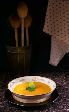 Carrot n Ginger Soup