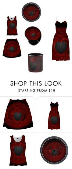 """""""Vampires in Love"""" by lucia-sha ❤ liked on Polyvore"""