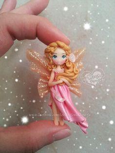 #fairy #tale #fimo #wings #polymer #clay #fimo #creazioni #franzin