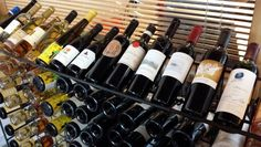 Half bottles on display at Calwine. Perfect for a picnic lunch in the vineyards! Picnic Lunches, Wine Rack, Bottles, Display, Home Decor, Homemade Home Decor, Bottle Rack, Billboard, Wine Racks