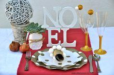 Recopilación de mis mesas de Navidad. | Decorar tu casa es facilisimo.com