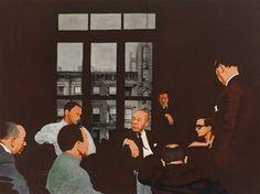 Whitney Museum of American Art: Howard Kanovitz: New Yorkers I