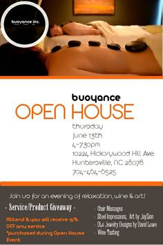 open house invitation | Open House Invitation