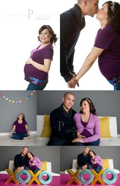 maternity with lighting