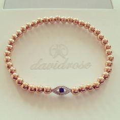 Davidrose Evil Eye bracelet