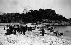 Monte-Carlo Beach 1912, marks the beginning of summer tourism