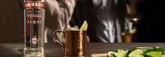 MOSCOW MULE with SMIRNOFF NO.21 Vodka   Classic Recipe   Smirnoff