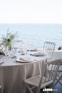 Wedding venue by the Sea // Cascais, Portugal