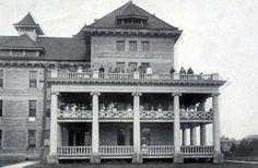 Bartonville State Asylum (Peoria State Mental Hospital).