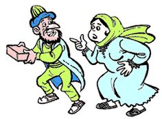 Mulla Nasruddin and his wit