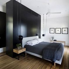 Eva-Marie Prineas of Architect Prineas @evamarieprineas created a dream bedroom in this transformation of an 1890s terrace house in Newtown's…