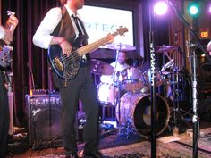 """Artech's """"Succeed Together"""" Party at the Hard Rock Cafe in Philadelphia."""