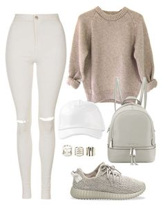 """Untitled #1544"" by susannem ❤ liked on Polyvore featuring Topshop, Études, adidas Originals, MICHAEL Michael Kors, Charlotte Russe, women's clothing, women, female, woman and misses"