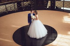 "Wedding dress from ""Senjorita VIP"""