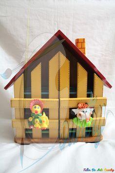 casa de huevo en country - Buscar con Google Ideas Para, Gingerbread, Decoupage, House, Google, Kawaii, Kitchen Board, Birdhouses, Wood Projects