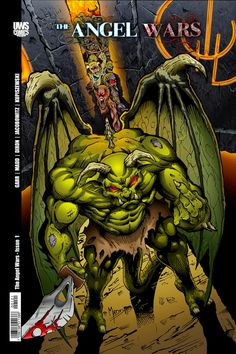 """Demon"" Cover"