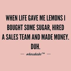 Lol!! I'm truly planning to do just that! Profits for the bs I have been through!