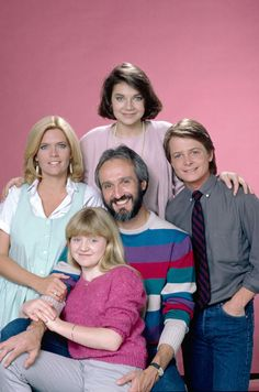 Family Ties 1980's(loved this show)