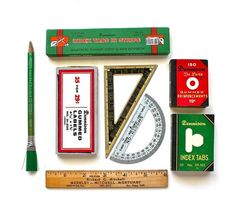 Vintage Office Supplies   Stock Up Your Office Vintage Office Supplies by becaruns