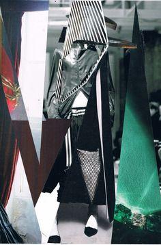 Catherine Raben Davidsen: Yohji Yamamoto Menswear S/S 2014 @ Paris Fashion Week