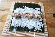 Zelf sushi maken is zo moeilijk nog niet! Sashimi, Om