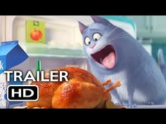 The Secret Life of Pets Official Trailer #1 (2016) Louis C.K. Animated Movie HD - YouTube Haha!...Now this i Gotta see!!