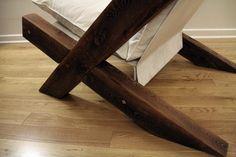 Сарай древесины кресло для отдыха на TicinoDesign на Etsy
