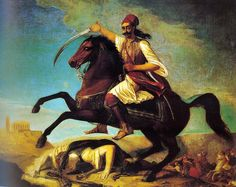 Visit the post for more. Greek Independence, Greek Traditional Dress, Greek Crafts, Greek Paintings, Greek Warrior, Greek Language, Greek History, Greek Music, Ancient Greece