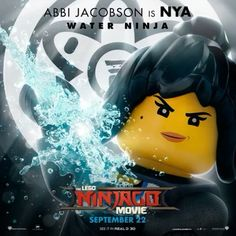 Nya Plakat Jay Ninjago, Lego Ninjago Movie, Lego Movie 2, Ninjago Memes, Go Wallpaper, Marvel Wallpaper, Lego Kai, Ninja Girl, Lego Projects