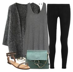 """""""Water Lilies"""" by coolchick1630 ❤ liked on Polyvore featuring James Perse, T By Alexander Wang, Wet Seal and Chloé"""