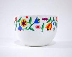 Vintage Finel Bowl