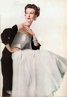 1953 | Mary Jane Russell | Vogue