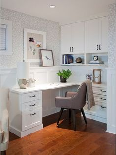 Jillian Harris Home Office