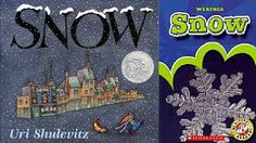 SNOW!!!!!!!! (A nonfiction lesson) | 1st Grade Library Lessons