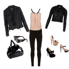Put this outfit together myself =)
