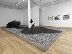 Sam Durant, Installation view, 2013